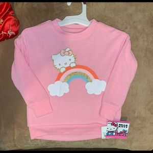 Hello Kitty Pink Top